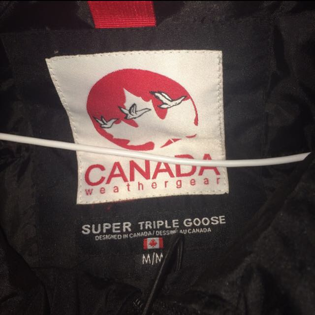 Canada Super Triple Goose Winter Jacket