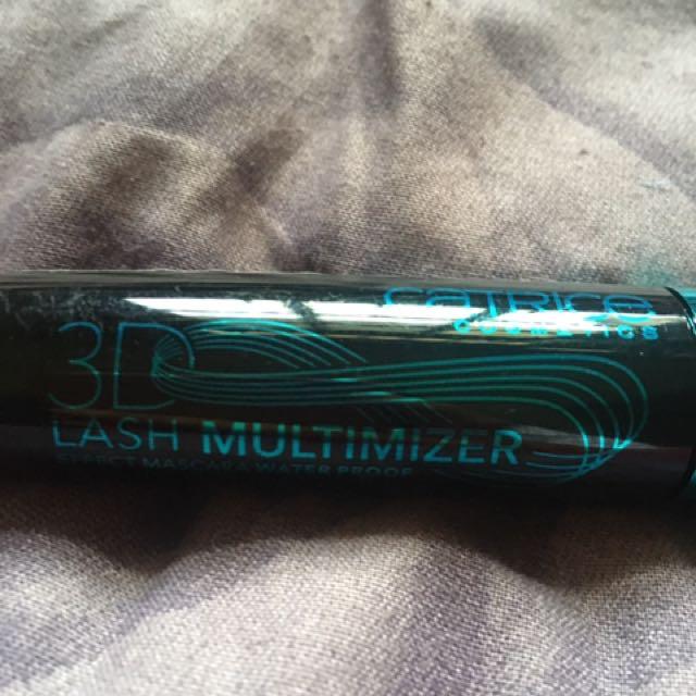 Catrice 3D Lash Multimizer Mascara Waterproof