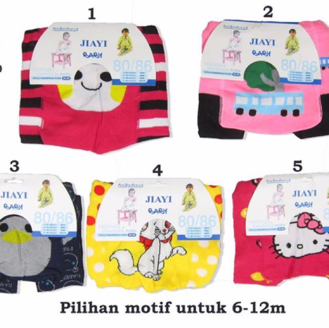 Celana Legging Bayi Cowok Cewek Tanpa Tutup Kaki Isi 2 Pcs Bayi Anak Baju Bayi Di Carousell