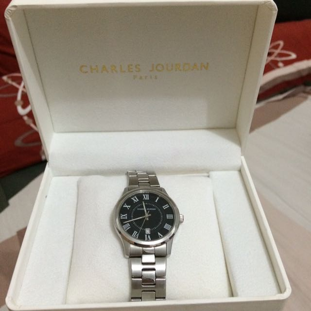 Charles Jourdan Watch