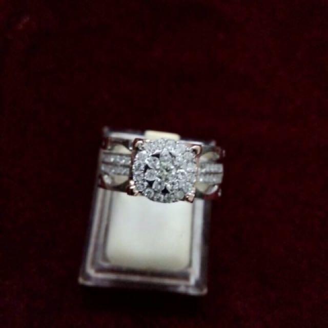 cincin berlian original