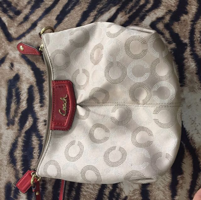 COACH BAG SMALL