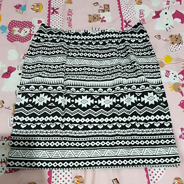 COLORBOX - Rok Tribal Black And White