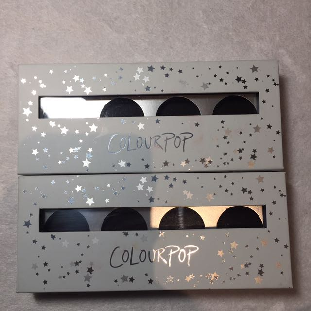Colourpop Z Palette