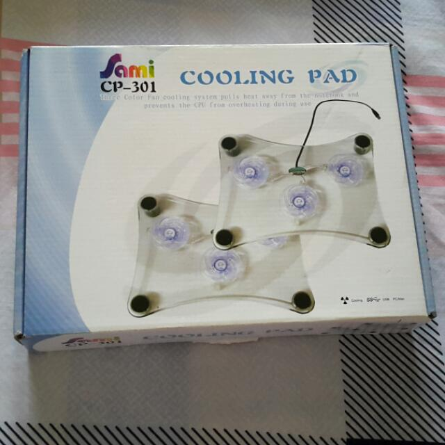 Cooling LAPTOP