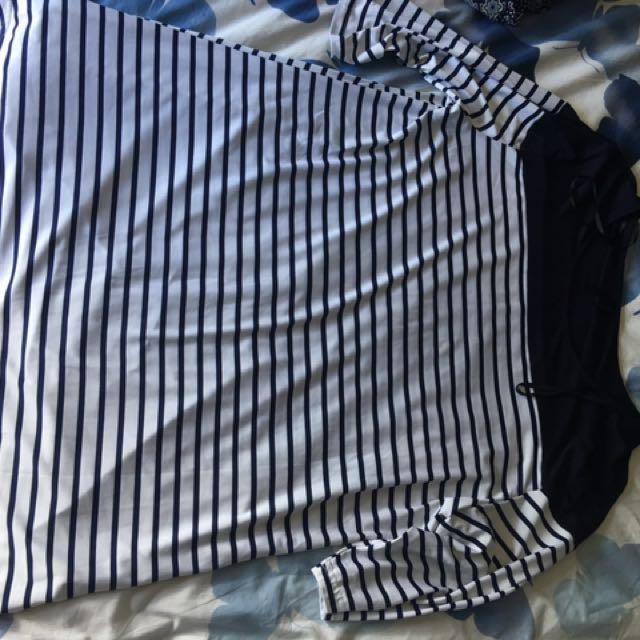 Crossroads Tshirt Dress