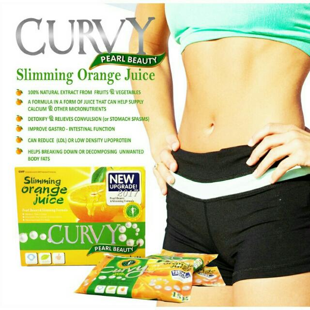 Curvy Slimming Juice