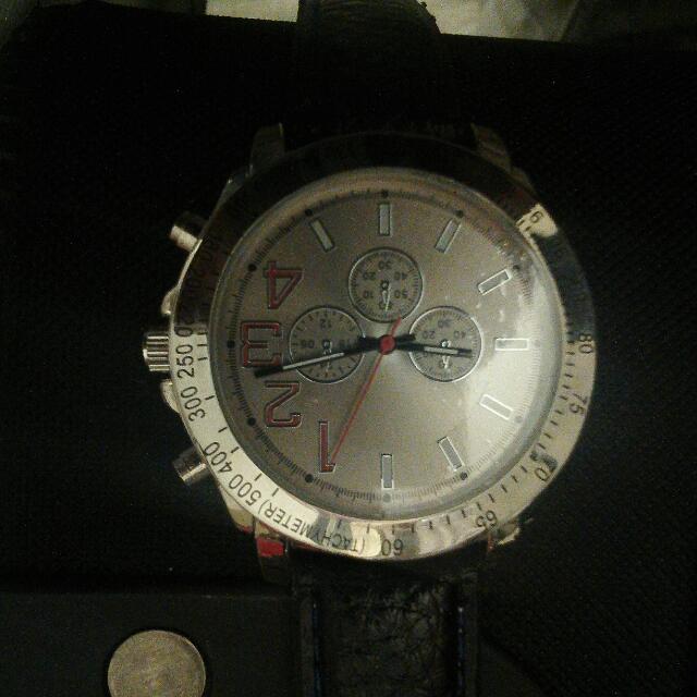 CWI Custom Watch