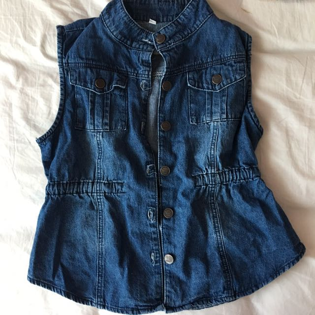 GAUDI Denim Short Sleeve Jacket