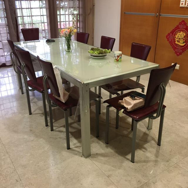 Dining Table Chair Set Only Table And 2 Chairs Left Furniture