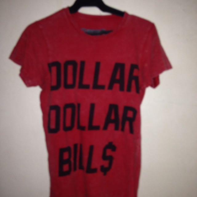 DOLLAR DOLLAR BILLS