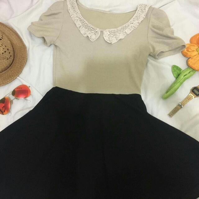 Dress SkAter skirt