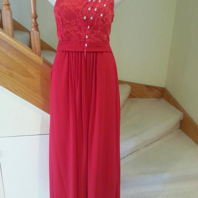 Evening Dress Size 10-12