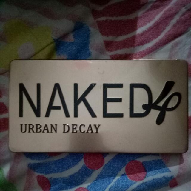 Eye Shadow Naked 4 urban Decay