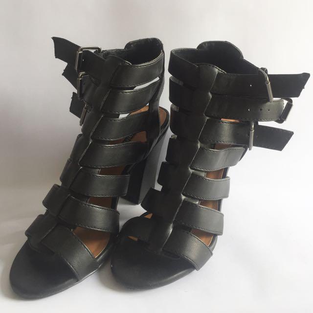 Forever 21 Gladiator Heels