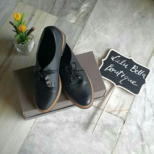 Forever 21 Oxford-style Shoes - NEVER USED!