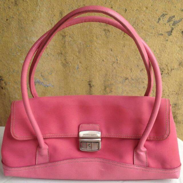 Franco Sarto shoulder bag ligth pink
