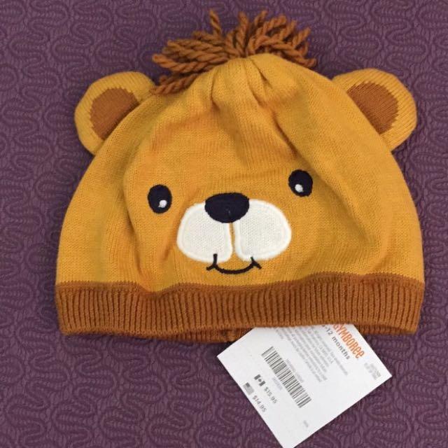 Gymboree 小獅子毛線帽