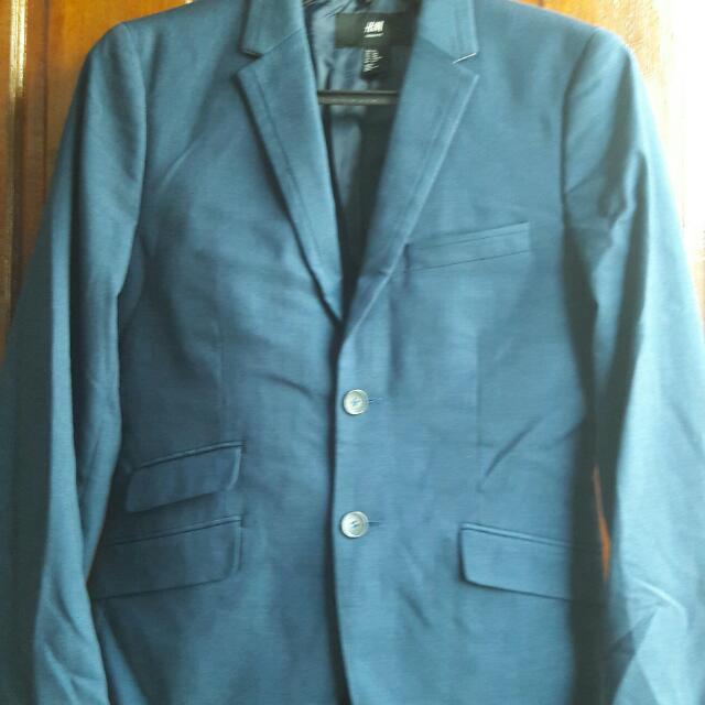 H & M Suit