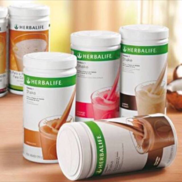 Herbalife For Healthy Diet