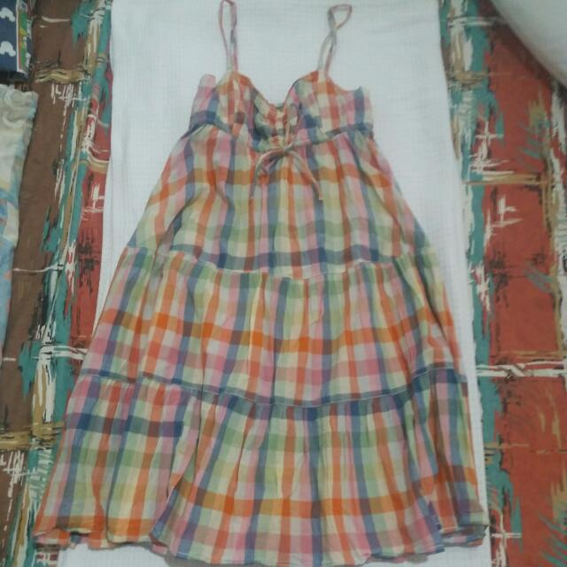 H&M Rainbow Dress