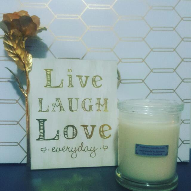 Hot Baked Apple Pie Soy Wax Candle