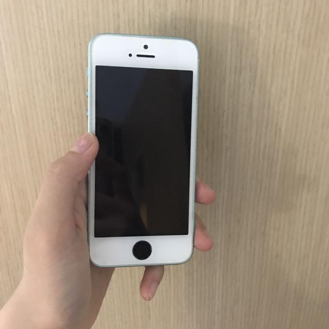 Iphone5s 16g 之前被放鳥 重新刊登