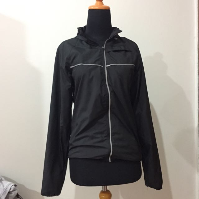 Sports (Running) Jacket in Black