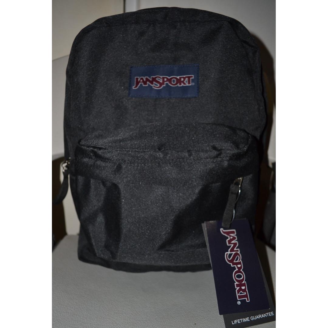 Jansport Superbreak Backpack Black (T501)