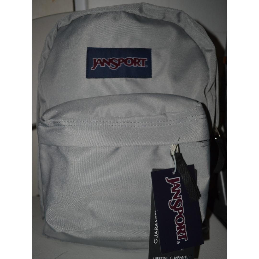Jansport Superbreak Backpack Forge Grey (T501)