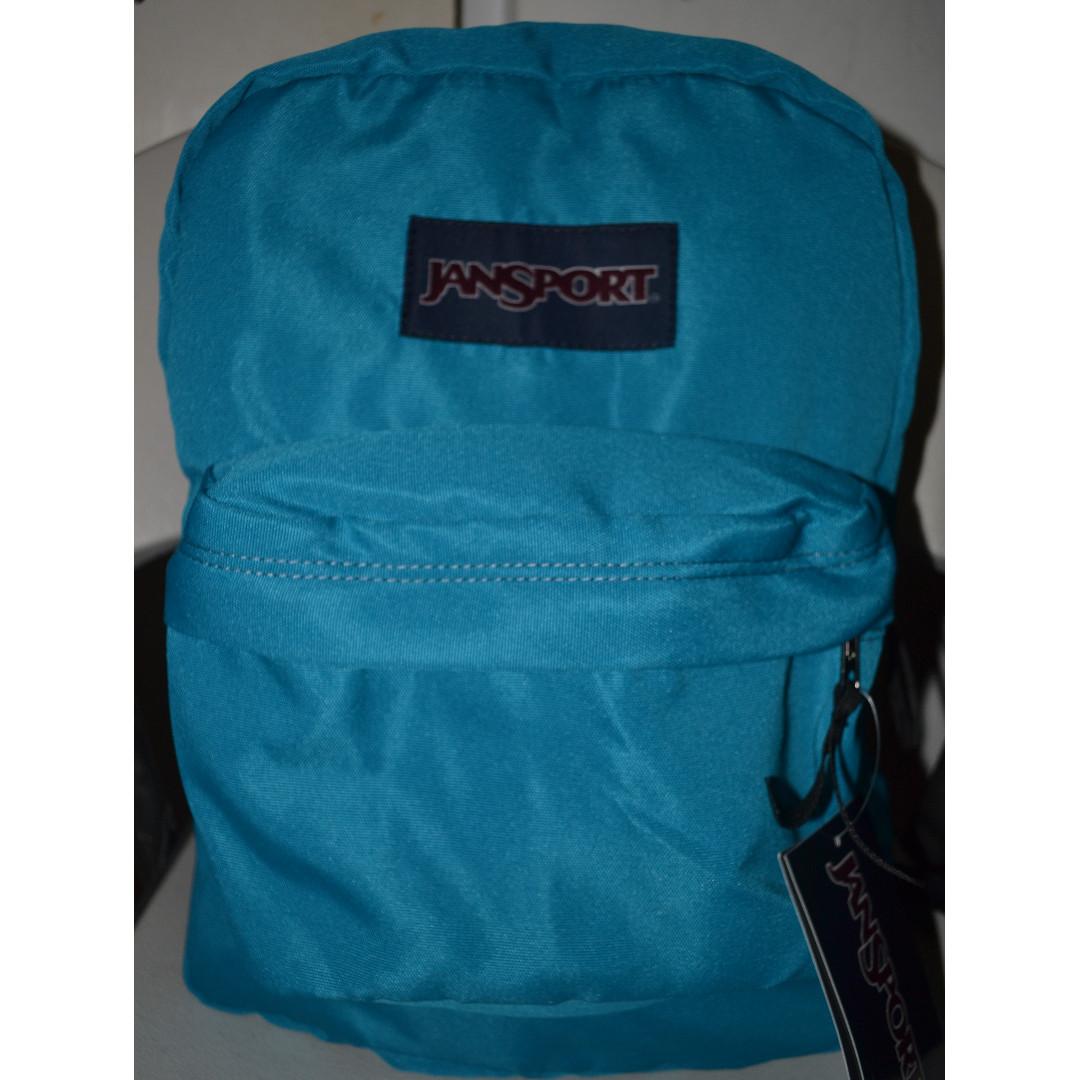 Jansport Superbreak Backpack Stellar Blue (T501)