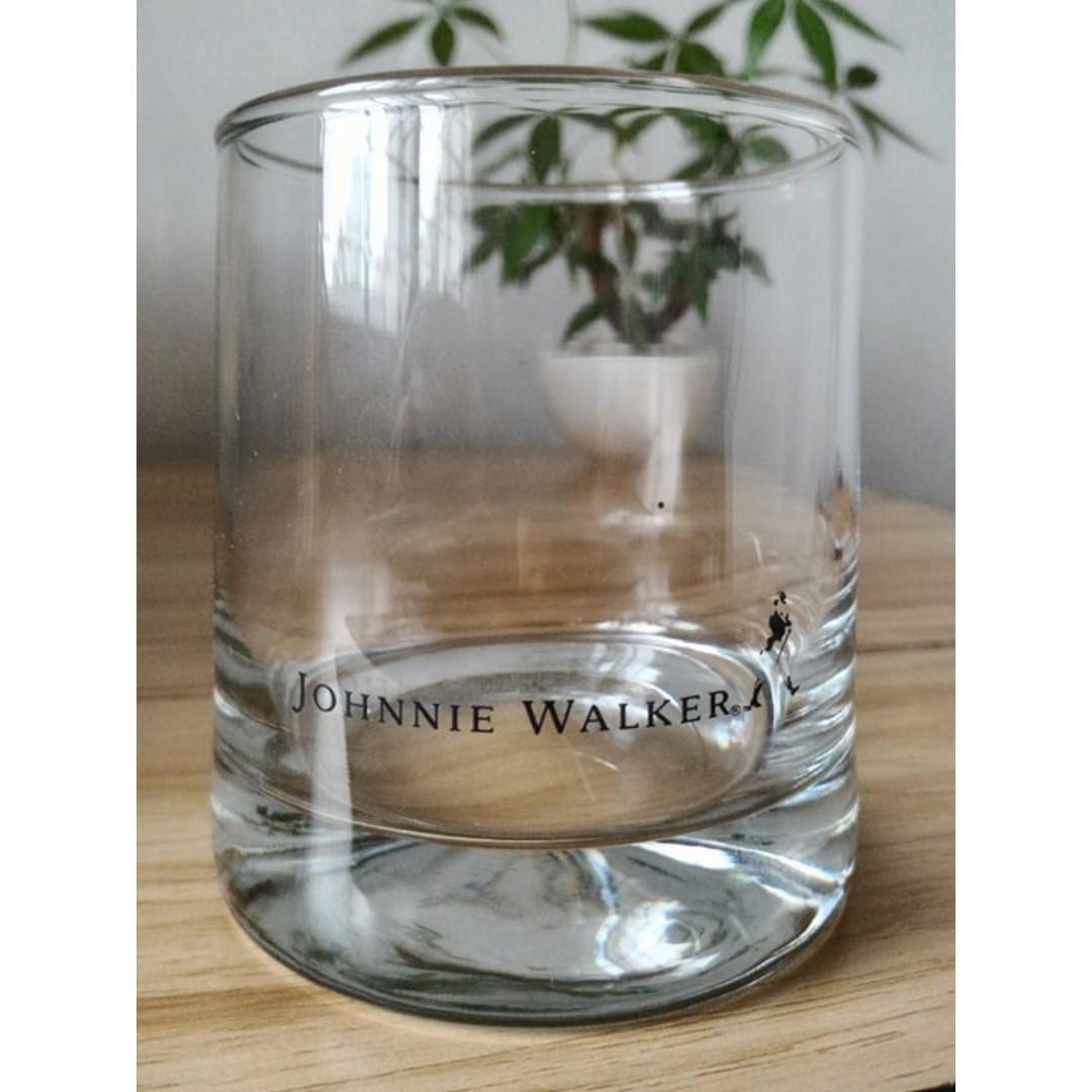 Johnnie Walker Whisky Glass