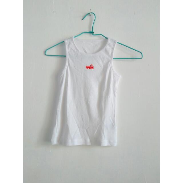 Kaos Dalam Anak 3-4tahun