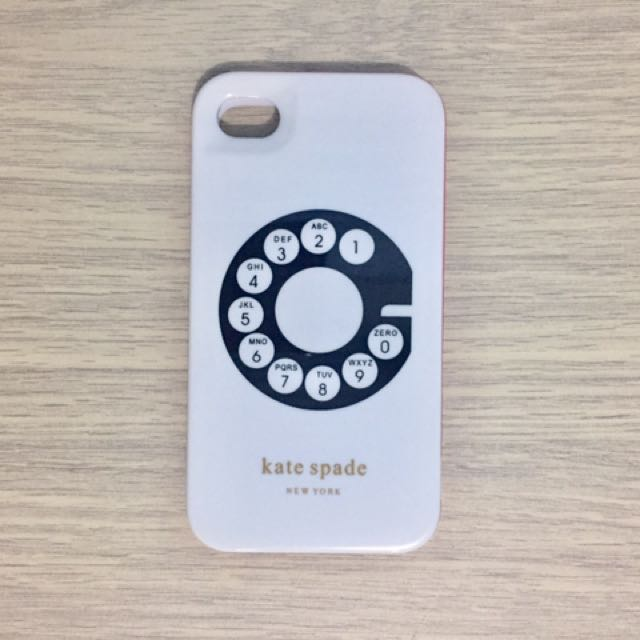 timeless design d7659 31c2f Kate Spade iPhone 4s Case Original Hong Kong