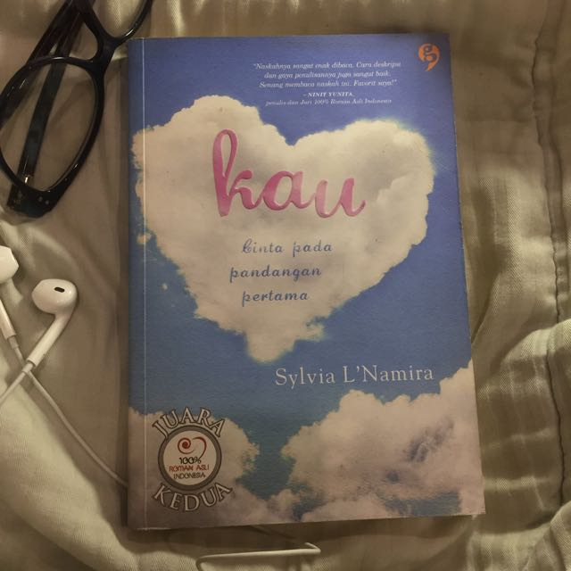 Kau (novel by Sylvia L'Namira)