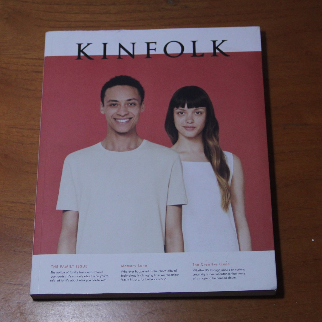 KINFOLK Issue 17: The Family Issue