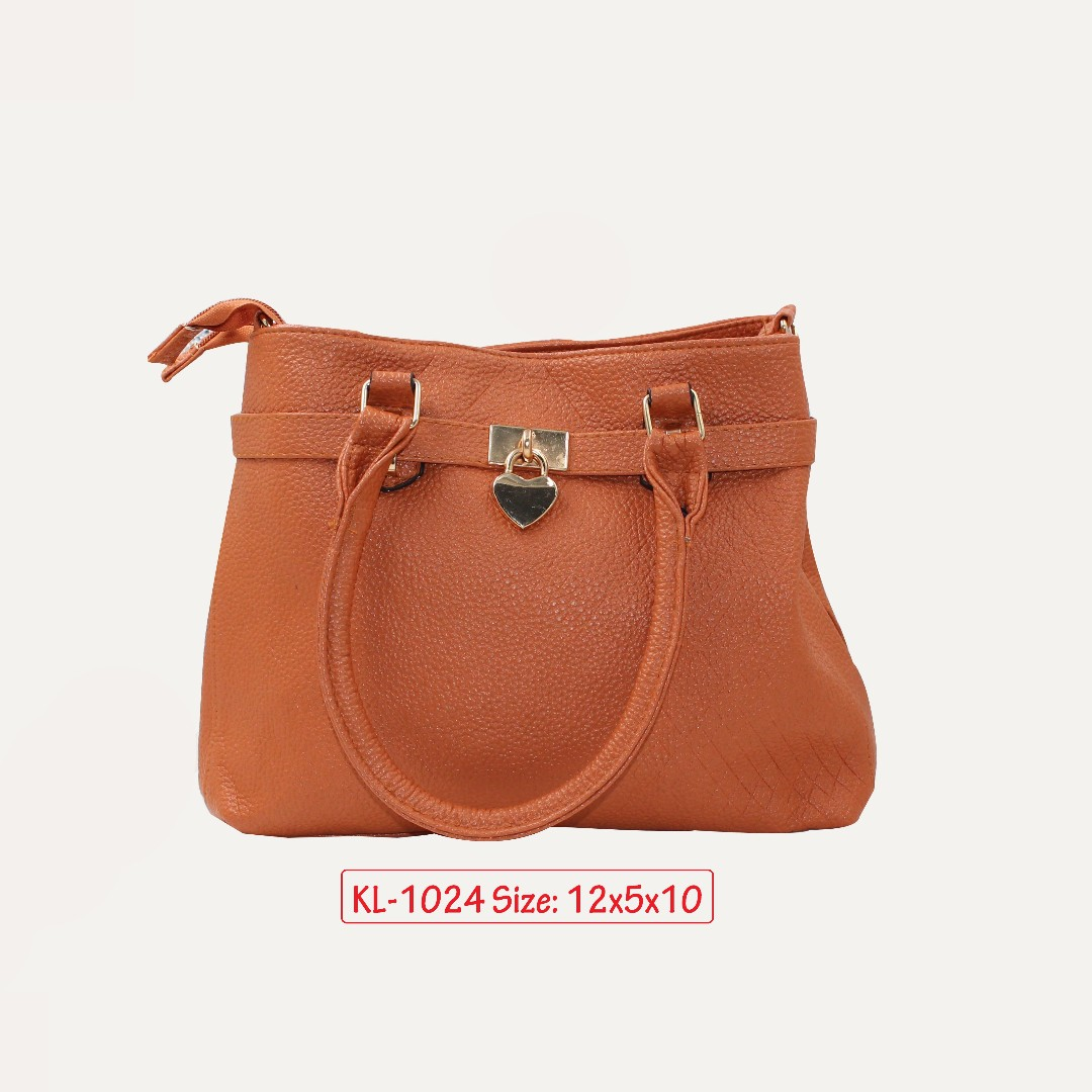 KL - 1024 Women Shoulder Bag (Brown)