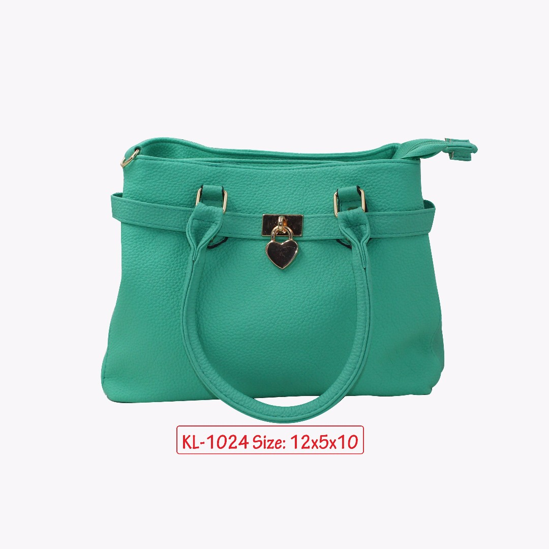 KL - 1024 Women Shoulder Bag (Green)