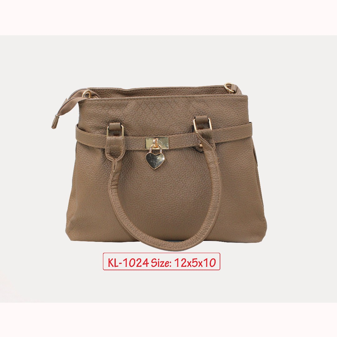 KL - 1024 Women Shoulder Bag (Mocha)