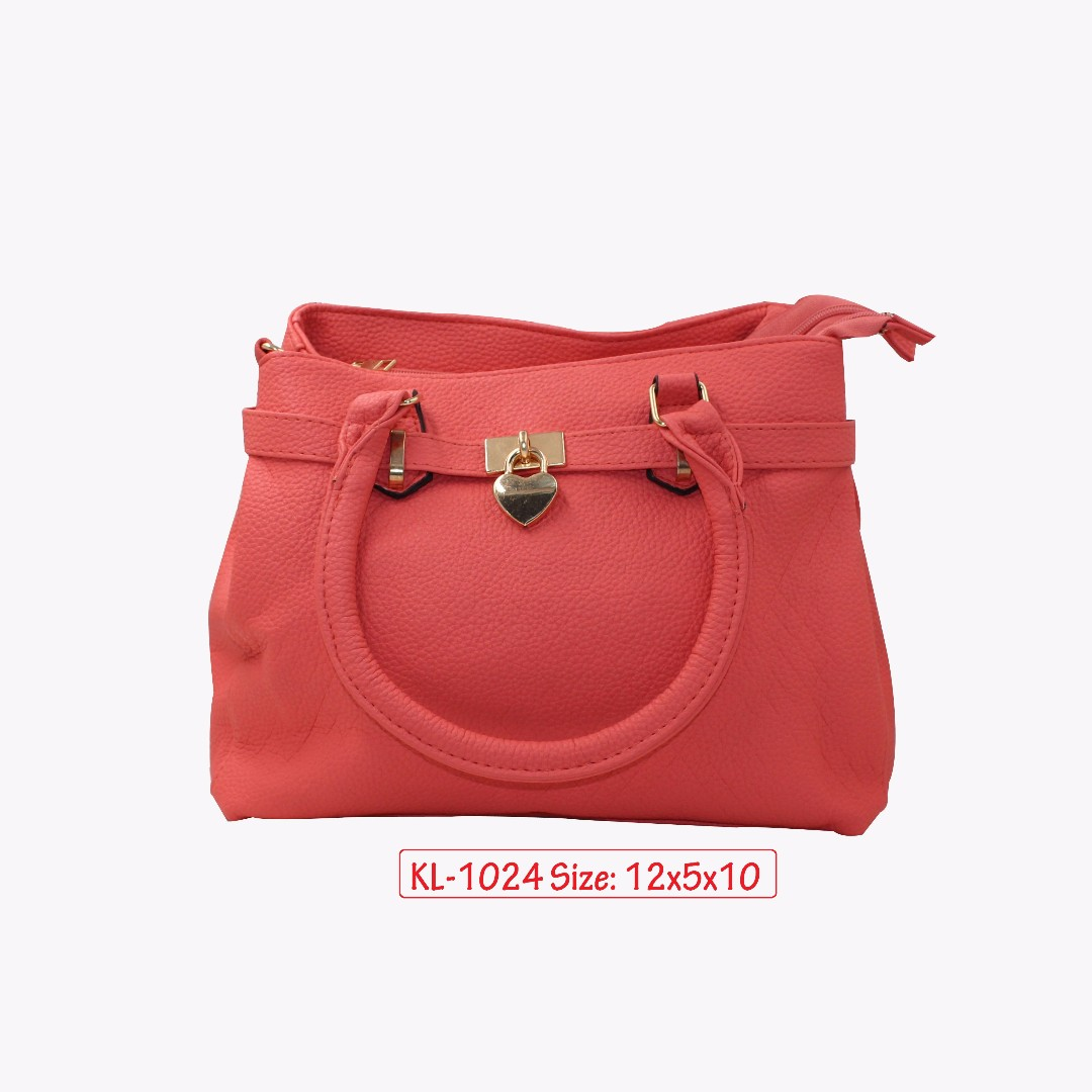 KL - 1024 Women Shoulder Bag (Red)