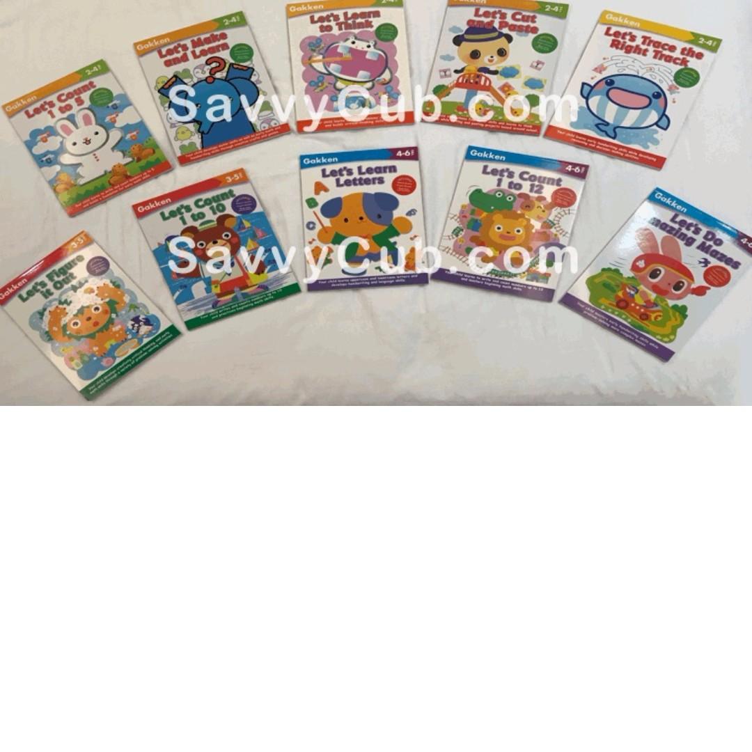 Workbooks Kumon For Sale Free Printable Worksheets Creative Doodling 2 Books Gakken Shichida Stationery