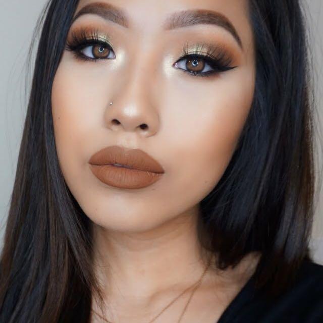 Kylie Cosmetics Brown Sugar Lipkit
