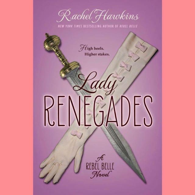 Lady Regenades By Rachel Flawkins (ebook)