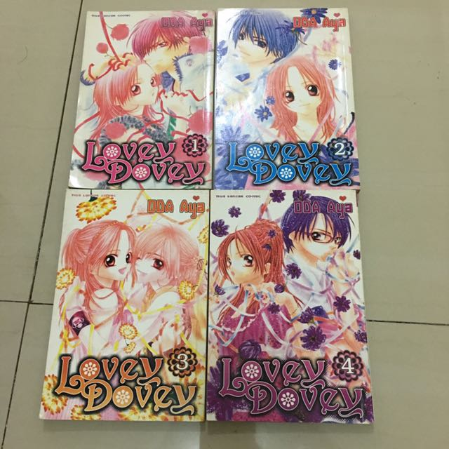 Lovely Dovey 1-4 tamat(dewasa)