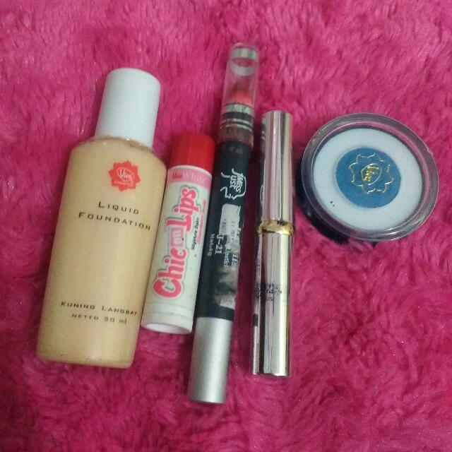 Makeup Ambil Semua !!!