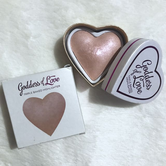 Makeup Revolution I Heart Makeup Baked Highlighter