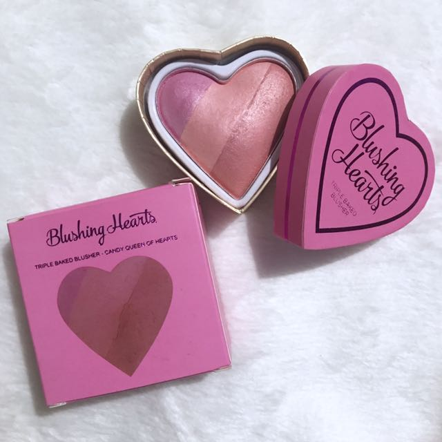Makeup Revolution I Heart Makeup Triple Baked Blush