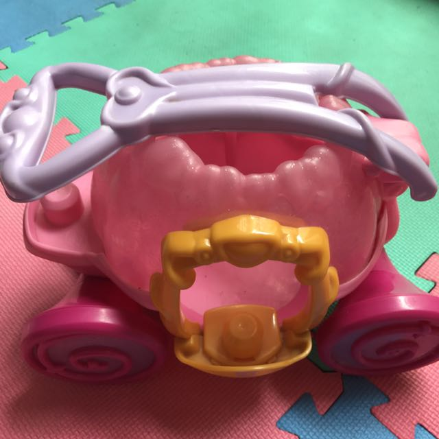 Mega Blocks Princess Carriage
