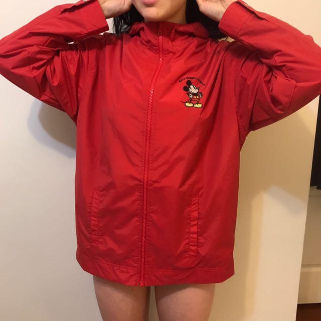 Mickey Mouse Rain jacket