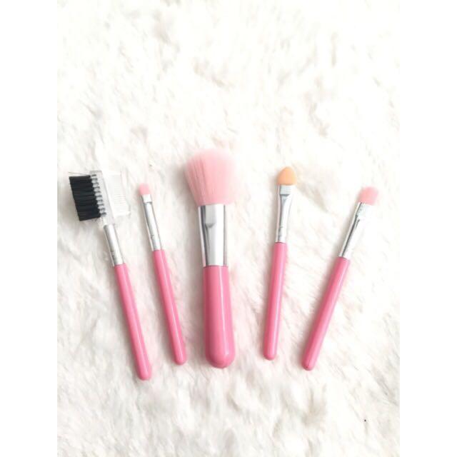 Mini Brush Set Brushes
